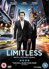 Limitless DVD NEW dvd (MP1120D)