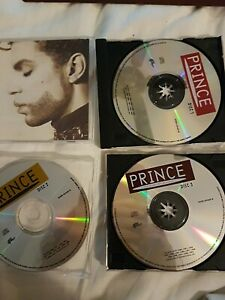 PRINCE-THE HITS/THE B-SIDES-3 CD SET + booklet. 56 Songs!