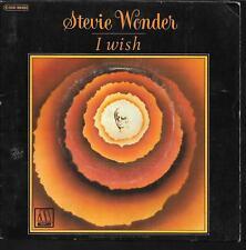 "45 TOURS / 7"" SINGLE--STEVIE WONDER--I WISH / YOU AND I--1976"