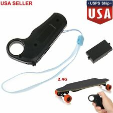 All Esc 2.4Ghz Wireless Remote Controller Receiver for Electric Skateboard Us
