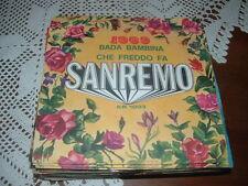 """SANREMO'69  GIAMPAOLO """" BADA BAMBINA """"  LEIDA """" CHE FREDDO FA """" ITALY'69"""