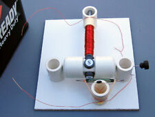DIY SIMPLE REED SWITCH MOTOR KIT #2 SCIENCE FAIR PROJECT ELECTRICITY EDUCATIONAL