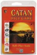 CATAN: DICE GAME Clamshell Edition by Catan Studios  CSICN3120 NEW/FREE SHIPPING