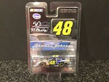 Jimmie Johnson 2007 Lowe's 1957 Chevy Nascar Action Hood Opens Diecast 1:64