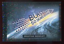 Australia - 2007 - $10.95 Prestige Booklet - Blast Off! - 50 Years in Space