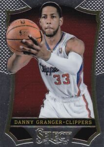 2013/14 Panini Select Basketball Trading Card, #3 Danny Granger