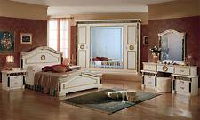 Italienisches Schlafzimmer Royal Mäander Design Medusa Meander Gold Zeus  Versac