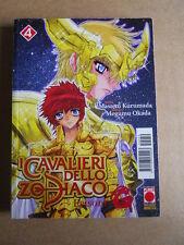 I Cavalieri dello Zodiaco - Episode G Vol.4 Planet Manga    [G370R]