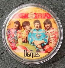 The Beatles 24KT GOLD MEMORABILIA COLLECTIBLE COIN  #15