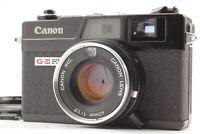 【Exc+3 Meter Works】 Canon Canonet QL17 GIII Black Rangefinder camera JAPAN 21051