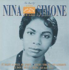 "NINA SIMONE - The best of ""The Colpix years"" - CD album"