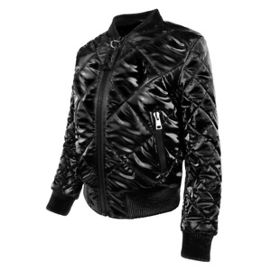 PXG Women's Diamond Quilted Bomber Jacket