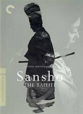 SANSHO THE BAILIFF KENJI MIZOGUCHI FILM CRITERION COLLECTION DVD WITH BOOK EXC
