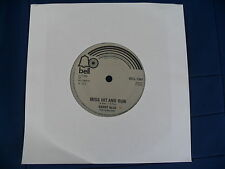 Barry Blue - Miss Hit and Run / Heads I Win, Tails you Lose - bell 1364