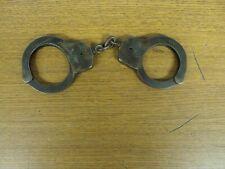 Vintage JGA Handcuffs No Key Made In Germany Zella Mehlis