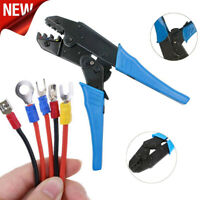 Wire Crimpling Pliers Professional Wire Crimpers Engineering Ratchet Terminal HO