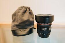 Canon EF 8-15mm f/4.0L Fisheye USM Lens