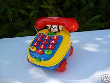 👿 Jouet Téléphone Électonique Vtech