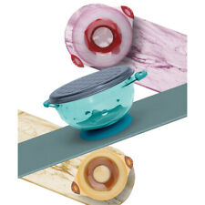 3 Sizes Baby Feeding Bowls Set with Suction for Toddlers Learning Eat Dishes
