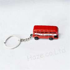 London Bus Red Bus London Red Bus Metal Bus Toy Double Decker Bus Keyring