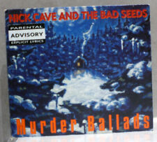 Nick Cave And The Bad Seeds Murder Ballads Cd Digipak And Booklet