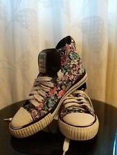 BRITISH KNIGHTS BK Hightops Women's Shoes  Sneakers UK 5 Never wore see pics