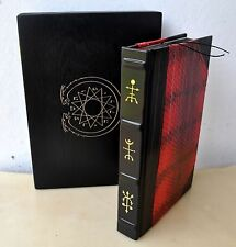 Book of Sitra Achra Private Snakeskin Ed #2/3 Qliphoth Grimoire TOTBL Ixaxaar