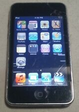 Apple iPod Touch 2nd Gen A1288 32GB Black - LINES/SPOTS ON LCD - READ BELOW