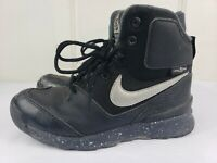 Nike Stasis ACG GS Boys Shoes 685610 001 Leather Boots Hiking Outdoors Sz 4.5Y