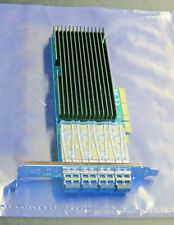 Riverbed 410-00108-01 4-Port 10GbE SFP PCI-e Network Server Adapter Card