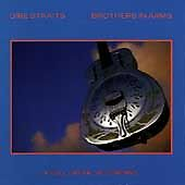 Brothers in Arms  by Dire Straits (Cassette, Warner Bros.) 1985 Phonogram Ltd