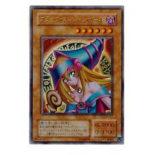 DARK MAGICIAN GIRL - P4-01 - Ultra Rare Holo Foil Japanese YuGiOh Card OCG EXLNT
