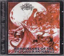 BENIGHTED - harbingers of the victorium aeternus CD