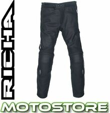 Richa Leather Hip Motorcycle Trousers