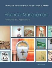 Financial Management : Principles and Applications (US HARDCOVER STUDENT 12/E)