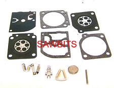 Compatible con Stihl 020T MS192 MS200 HUSQVARNA 325L 326L 325HS 322HL Kit De Carburador Zama