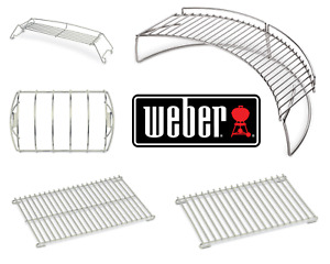 Weber Warming/Rib/Roasting Racks - Small/Large Barbecue Accessories