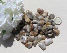 12 Stunning Cassiterite Crystal Tumblestones - Tinstone