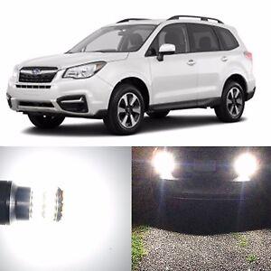 Alla Lighting Back-Up Reverse Light 921 LED Bulb for Subaru Tribeca XV Crosstrek