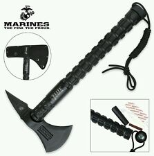 """U.S. Marines"" , Usa Tactical Axe - Combat, 15"" Length (Oficially Licensed)"