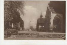 Rapperswil Schloss Switzerland Vintage RPPC Postcard US032