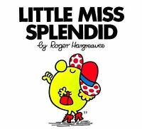 Little Miss Splendid by Roger Hargreaves (Paperback) 1981