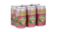 12 Cans Aloha Maid GUAVA Juice Made In Hawaii