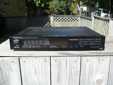 ONKYO T-4150  Integra Quartz Synthesized FM Stereo / AM Tuner - Digital