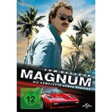 MAGNUM SEASON 8 - 3 DVD NEUWARE TOM SELLECK,JOHN HILLERMAN,ROGER E.MOSLEY