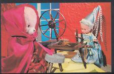 Children Postcard - Childs Toys - Dolls Fairy Tale Scene - Rapunzel DR276