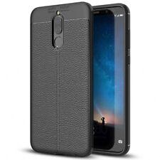 Huawei Mate 10 Lite Leder Look Handy Hülle von NALIA, Silikon Case Cover Schutz