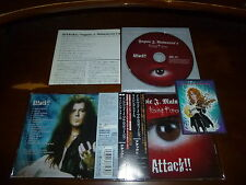 Yngwie Malmsteen / Attack!! JAPAN+1 w/Card PCCY-01582 *B