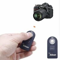 Infrared IR Wireless Remote Shutter Control fr Nikon D3200 D5100 D7000 D90 ML-L3
