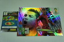 Panini Adrenalyn WM 2014 Christiano Ronaldo XXL Limited Edition Brasil
